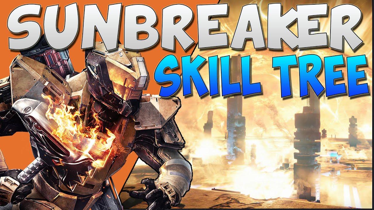 Titan Symbol Destiny Destiny Titan Sunbreaker Skill