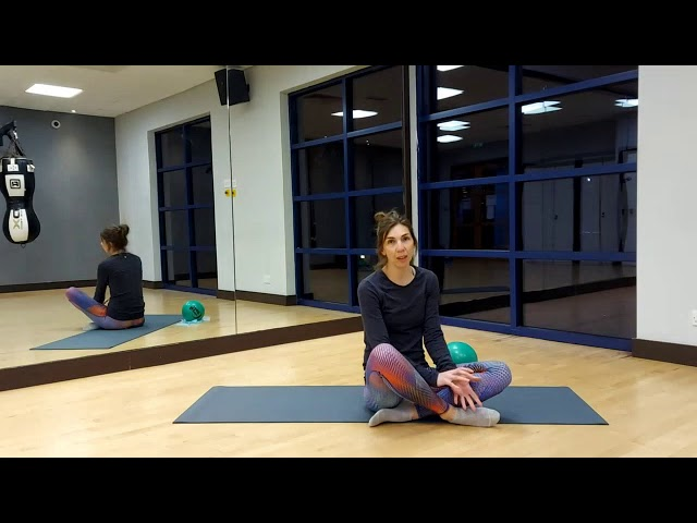 Ten minutes on the Mat Pilates Exercises