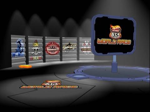 Hot Wheels Highway 35 World Race Interactive Garage Version 1