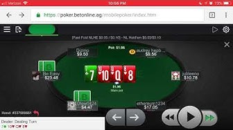 Is BetOnline Poker Rigged??? You be the judge