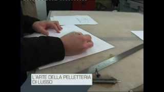 L'Arte della Pelletteria di Lusso | RTV38 1/4
