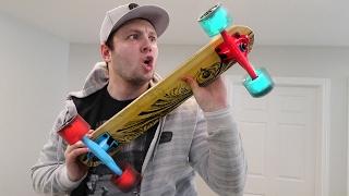 Skinny Skateboard Tricks!!