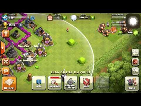 Clash Of Clans Clan Invite