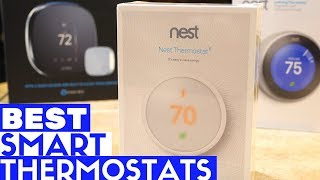 Best Smart Thermostats - Nest vs Ecobee4 vs Honeywell!
