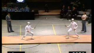 1978 Hamburg.kard és párbajtőr csapatvilágbajnokok. Thumbnail