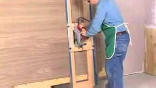 youtube - panel para cortes de carpinteria - panel for cutting carpentry-cierra vertical