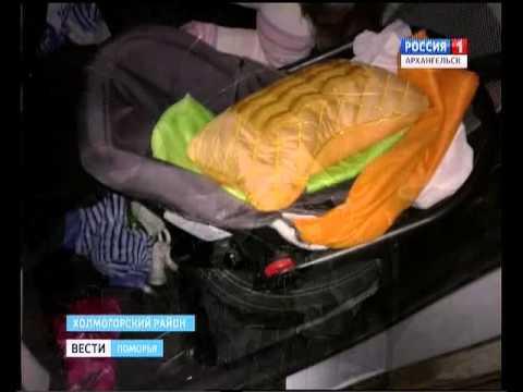 В Холмогорском районе в ДТП погиб один человек