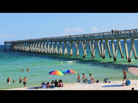King Fishing Pensacola Pier Florida