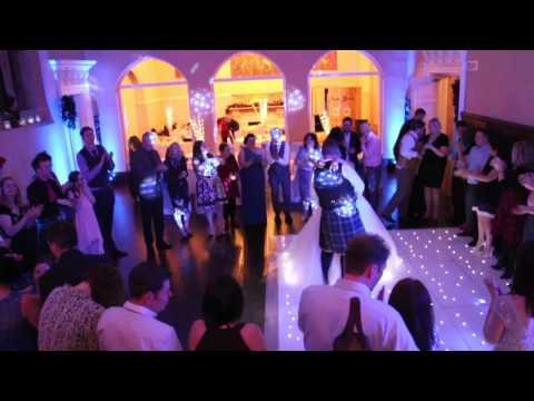 Katy & Andy End Of Night Celebration