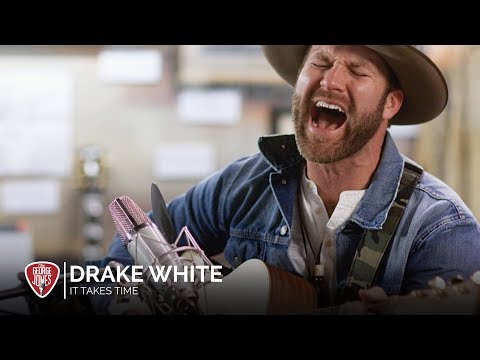Drake White - It Takes Time (Acoustic) // The George Jones Sessions