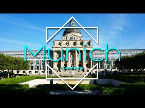Munich Germany (Eurotrip Part 1)