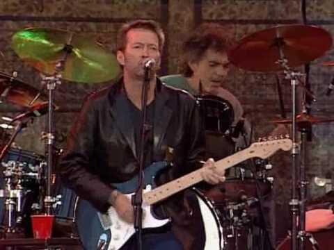 Eric Clapton - I Shot the Sheriff - Hyde Park (Live)