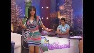 Natasa Djordjevic - Pijem pijem - Peja Show - (TV DM SAT 2012)
