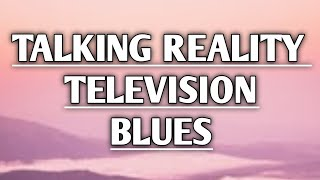 Tom Jones - Talking Reality Television Blues (Lyrics)