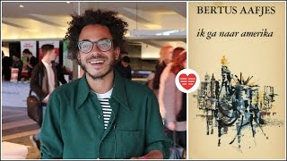 Raoul de Jong over Ik ga naar Amerika - Bertus Aafjes