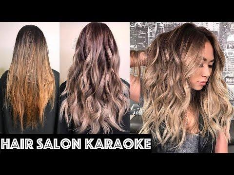 Hair Salon Karaoke