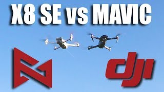Fimi X8 SE vs DJI Mavic