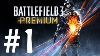 Battlefield 3: Premium DLC - Multiplayer Gameplay Part 1 - Aftermath