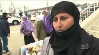 CTV News: Canadian Ahmadiyya Muslim Women launch #JeSuisHijabi campaign
