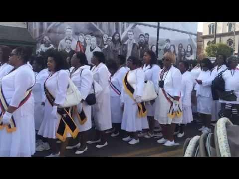 50th Anniversary of Martin Luther King Jr's Bridge Crossing Jubilee in Selma, AL