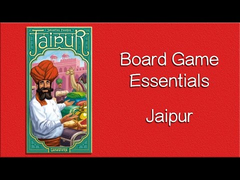 How to Play - Jaipur