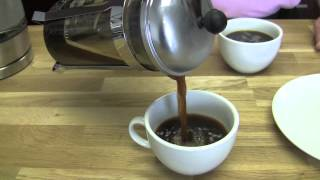 Crew Review: Bodum Chambord French Press with Coffee Catcher