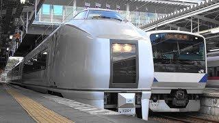 常磐線 651系普通列車 富岡駅~いわき駅車窓 Scenery from a Train window