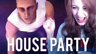 HOUSE PARTY #13 - Warte.. FRANK WAS!? ● Let's Play House Party