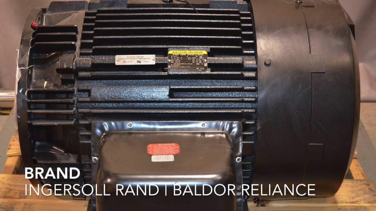 For Sale Ingersoll Rand | Baldor- Reliance 39324280 150 HP Air Compressor  Motor