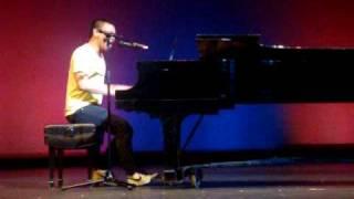 AJ Rafael - Disney Medley (live)