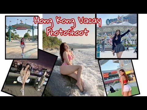 Hong Kong Vacay PHOTOSHOOT