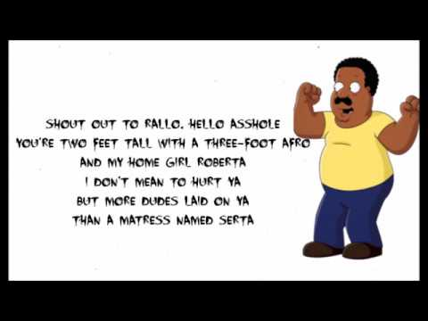 Cleveland Brown (Mike Henry) - Cleveland Freestyle Rap