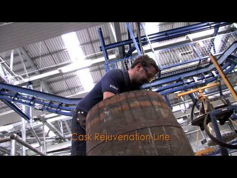 Automated Solution from CI Logistics for Diageo