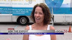 Ask the Expert: Cardiovascular Mobile Health Unit