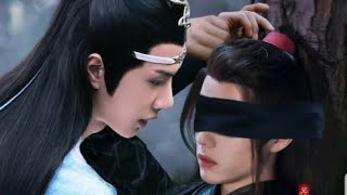 Wei Wu Xian and Lan Zhan | The untamed MV| The score dreamin MV