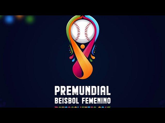 EUA vs. Cuba Premundial Femenino de Béisbol 2019