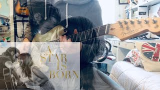Lady Gaga & Bradley Cooper - Shallow Electric Guitar Cover /Vocal on Guitar\ [HQ,HD]