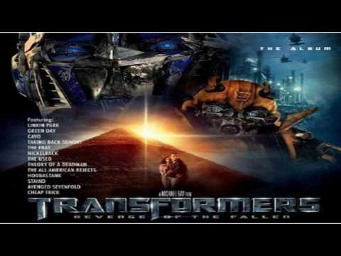 The Used - Burning Down The House (Transformers Revenge of the Fallen Soundtrack)