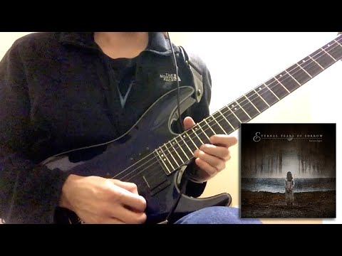 Eternal Tears of Sorrow - Dance of December (Guitar Solo Cover)