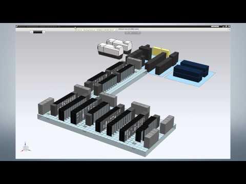 Siemens Datacenter Clarity LC DCIM tool