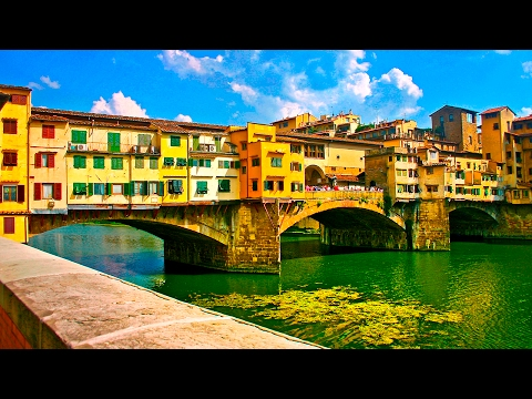 Must See in Florence, Tuscany, Pisa, Siena, Ravenna - Best Places to Visit in Italy HD