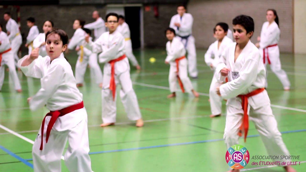 club taekwondo lille