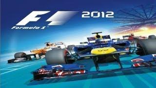 F1 2012 Career Mode Walkthrough - Season 1 Part 1