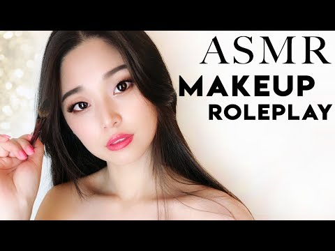 [ASMR] Traditional Chinese Makeup For You Roleplay