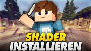SHADER EINFACH INSTALLIEREN! - Mit Optifine - Minecraft | LetsPhil