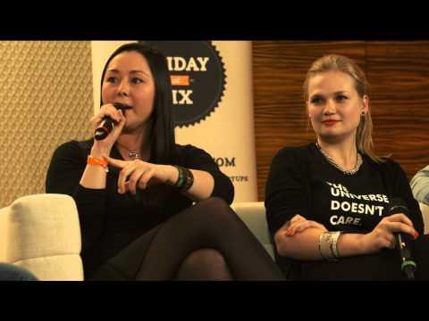 FridayatSix: the Berlin startup tech talkshow