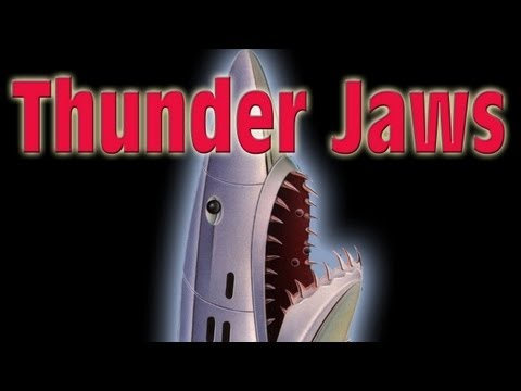 Thunder Jaws Arcade Game Review - MAMECADE