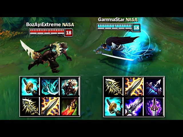 PYKE vs YASUO FULL BUILD FIGHTS & Best Moments!