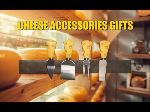 Cheese Accessories Gifts - Novelty Funny Cheese Gift Ideas