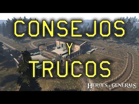 Heroes & Generals Mapas Consejos y Trucos : Escaramuza Forestal